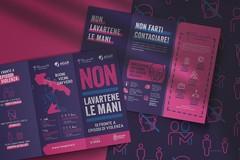 La Fidelis Andria aderisce alla campagna contro la violenza di genere del CAV RiscoprirSi