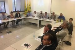 Le congratulazioni a Savino Muraglia per l'elezioni a Presidente dei Coltivatori diretti pugliesi