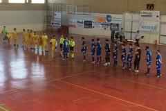 La Futsal Andria rialza la testa: vittoria a Monopoli per 3-5