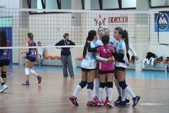 Prima gioia casalinga per l'Audax Andria, battuto 3-1 l'Asem Volley Bari