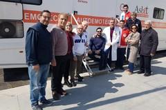 """AVIS Andria: la donazione del sangue è di casa all 'Istituto comprensivo """"Mariano-Fermi"""""""