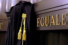 """Ordine degli avvocati di Trani: """"Senza giustizia il Paese non ha un futuro"""""""