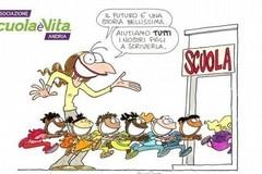 """L'associazione """"Scuola è Vita"""" di Andria lancia una petizione contro la DaD obbligatoria"""