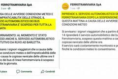"""Ferrotramviaria, Di Bari (M5S): """"Al buffetto dell'ass. Giannini perchè non è seguito il risarcimento ai viaggiatori ?"""""""