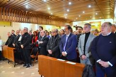 I vertici della Asl Bt riuniti per la festa liturgica di Santa Lucia