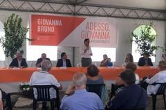 Elezioni comunali: Giovanna Bruno presenta la sua candidatura unitaria del centro sinistra