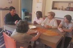 """Peregrinaggio mariano: il Vescovo conclude il percorso alla Casa di Accoglienza """"S. Maria Goretti"""""""