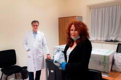 Coronavirus: consegnati alle postazioni di guardia medica della Puglia i kit di dispositivi di protezione