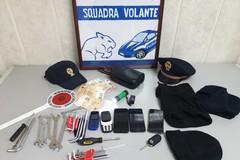 Tentato furto d'auto in trasferta, arrestati quattro andriesi