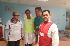 Maxi emergenza sanitaria, è solo un'esercitazione: coinvolto anche il Bonomo di Andria