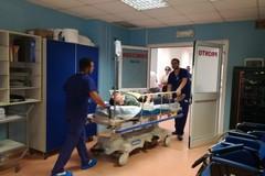Trasportato in ospedale 45enne ferito in zona Porta Sant'Andrea