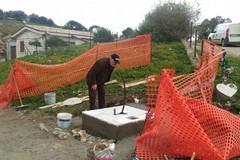 Avviati i lavori per il ripristino della fontana ai piedi di Castel del Monte