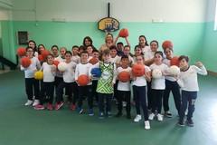"""Al 3° Circolo Didattico """"R. Cotugno"""" via al progetto """"Baskin Sport Insieme.. a Scuola"""""""