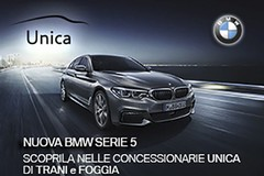Nuova BMW Serie 5: l'attesa è finita.