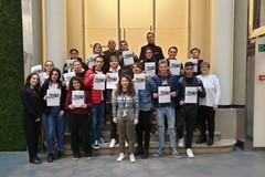"""Il """"Lotti-Umberto I"""" di Andria a Bruxelles per un progetto di cittadinanza europea"""