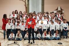 """Concerto natalizio del coro scolastico """"Celesti melodie"""" nella chiesa di San Riccardo"""
