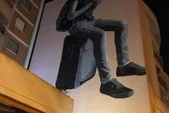 """Consegnato alla città il murales """"Ritornerai?"""" di Daniele Geniale"""
