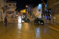 Quattro feriti in un incidente stradale avvenuto ad Andria