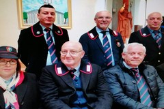 Avvicendamento alla presidenza della sezione di Andria dell'Associazione Nazionale Carabinieri