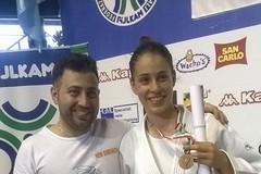 Judo, Graziana Regano conquista la medaglia di bronzo ai Campionati Italiani