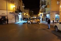 Violento impatto tra uno scooter ed una bici elettrica su via Vittor Pisani