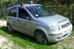 """Guardie campestri di Andria in servizio """"appiedato"""": protestano i sindacati"""