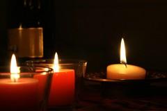 """""""M'illumino di Meno"""", il circolo Legambiente di Andria promuove la cena """"La Téranga"""" a lume di candela"""