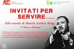 """Anno di Volontariato Sociale, """"Invitati per Servire"""" a scuola da Martin Luther King"""