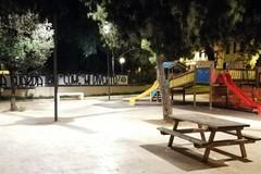 CasaPound contro il degrado: «Ripristiniamo l'area ludica della Villa Comunale»