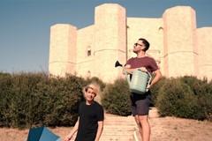 Castel del Monte protagonista nel nuovo video del cantante Giuseppe de Candia