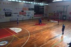 La Florigel Andria incassa il primo ko stagionale: biancazzurri travolti 6-1 a Castellaneta