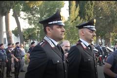 Lascia Andria il Capitano dei Carabinieri Roberto Orlanducci