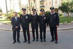 Festa dell'Arma dei Carabinieri: le motivazioni dei premi per i militari della Compagnia di Andria
