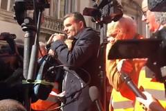 Centinaio nella piazza arancione: il 26 febbraio verrà in Puglia con i decreti d'urgenza