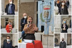 Presentato l'esecutivo che affiancherà il Sindaco Giovanna Bruno