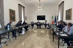 Dopo l'inaugurazione della Questura di Andria primo comitato per la sicurezza nella Bat