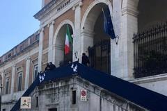 Giornata consapevolezza autismo: Palazzo di Città ad Andria si tinge di blu