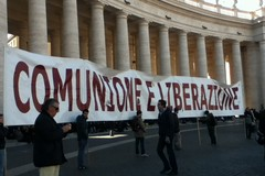 Oltre duecento fedeli andriesi al 40° Pellegrinaggio Macerata-Loreto