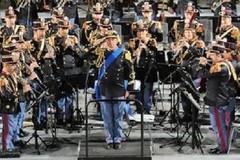 Concerto della Banda musicale della Polizia di Stato