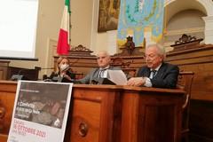 """Presentato a Palazzo di Città il libro """"Il Confetto dolce della fede"""" di Giuseppe Nocca"""