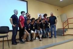 """Consegnati gli attestati di Operatore Protezione Civile agli studenti del """"Carafa"""""""