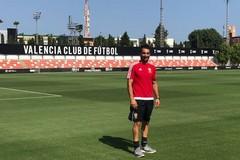 """Nuova Andria Calcio, prima visita del Tecnico di """"Formacion Valencia Italia"""""""