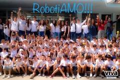"""Riscoprire il patrimonio locale con la robotica, in azione gli studenti del """"Colasanto"""" e della """"Vaccina"""""""