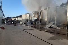 Incendio nell'autorimessa: CasAmbulanti avvia raccolta fondi a sostegno dei danneggiati