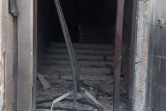 Esplosione nella notte nei pressi di via Sgarantiello