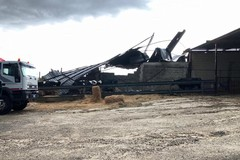 """Meteo pazzo, Cia Puglia: """"Danni anche alle strutture agricole"""""""