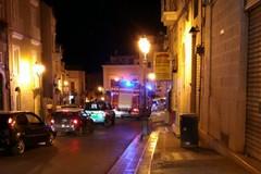 Principio di incendio in via Fornaci: intervento dei Vigili del Fuoco e Polizia Locale. Le FOTO