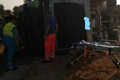 Incidente sul lavoro sulla SP231 direzione Canosa: ferito un operaio di Andria