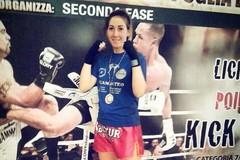 Kick-light, Debora Lotito conquista la medaglia d'oro