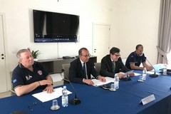 Prefettura Bat: debriefing dell'esercitazione di Protezione Civile